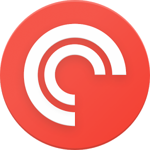 Listen using Pocket Casts app